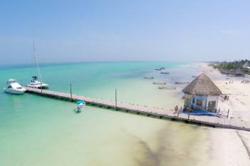 one day in holbox